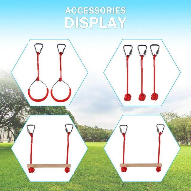 Slackline Obstacle Kit
