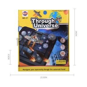 Image 5 - Asteroid kaçış sürgülü bulmaca seyahat oyunu çocuklar ve yetişkinler için kozmik bilişsel beceri geliştirme beyin oyunu 6 yaş & Up