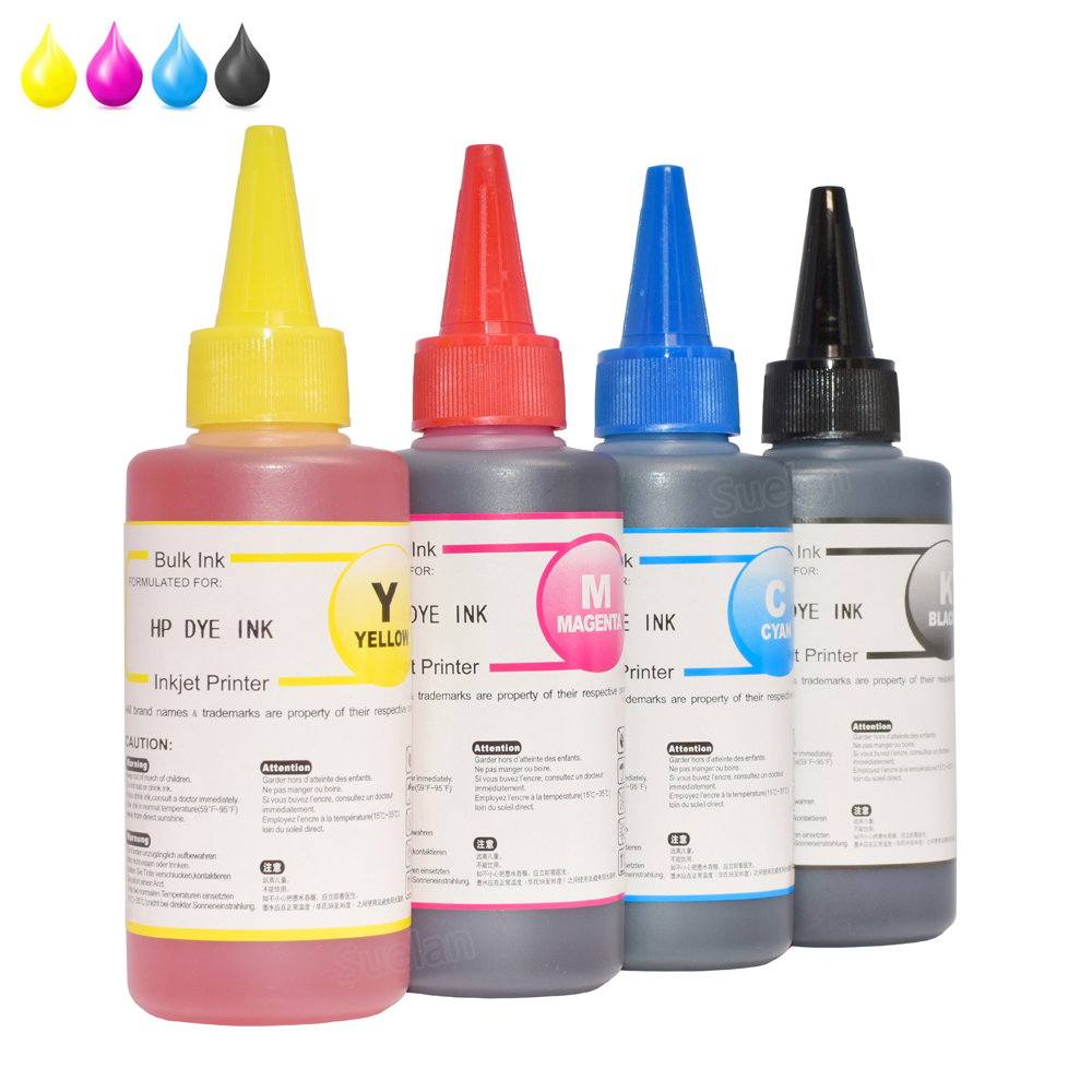 For Hp655 Hp655xl Hp670 Hp670xl Hp685 Cartridge Refill Ink For  Hp Deskjet 3525 5525 4615 4625 6525 Pritner Ink  Ciss