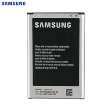 SAMSUNG Original Battery B800BE B800BC For Samsung GALAXY NOTE 3 Note3 N9006 N9005 N900 N9009 N9008 N9002 NFC 3200mAh Authentic
