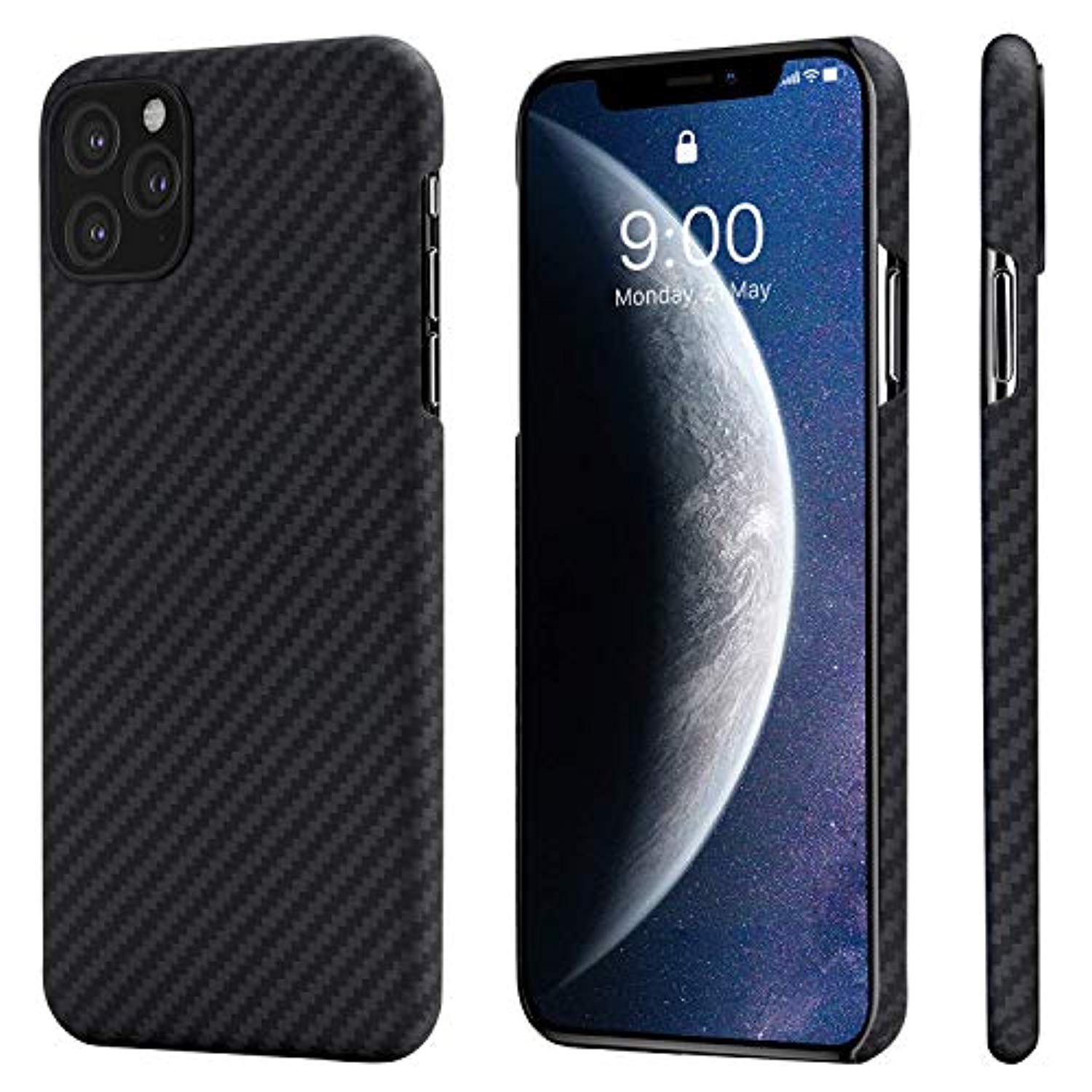 Soft Super Shockproof Armor Carbon Fiber Case For Iphone 11 Pro Max XS XR X 6 6S 7 8 Plus