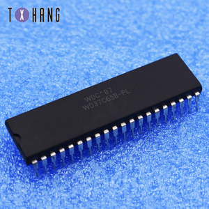 1PCS WD37C65B-PL WD37C65B Flop
