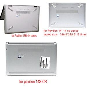 Image 5 - Чехол для Hp Pavilion X360 Convertible 14 Laptop Sleeve для 14 ce 14S CR0000 съемный чехол для ноутбука сумка Защитная кожа подарки
