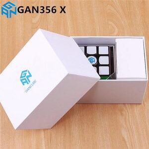 Image 4 - GAN356 X S Magnetic Magic Speed Gan Cube GAN356X Professional Gan 356 Xแม่เหล็กปริศนาGan 356 XS Gansก้อน