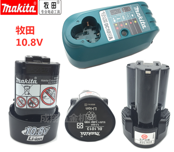 цена на MAKITA  DC10WA  Charger for BL1013 10.8V battery DF030D DF330D TD090D HP330D HP330Z TD090DZ DT091Z UH200Z  DF030DWE