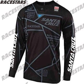 Santa Cruz-Camiseta de Motocross para descenso, Maillot para Ciclismo de montaña o...