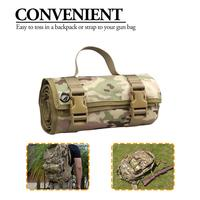 Military Roll Up Shooting Padded Shooters Mat Outdoor Non slip Training Shooting Pad Butt Accessories