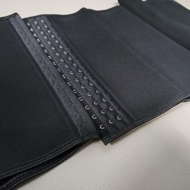 waist trainer Neoprene Corset body shaper Belts Support Sweat Underwear Strap Slim Shapewear Burning Tummy and Back Fat Slim Sha 3