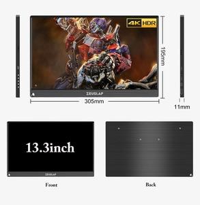 """Image 3 - 12.5 """"13.3"""" 15.6 """"نوع C USB C HDMI DP 1080P 4K سامسونج شاشة رصد المحمولة للتبديل ، PS4 ، XBOX ، كمبيوتر محمول ، الهاتف المحمول"""