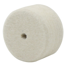 1Pc Wool Felt Pad For Bass Drum Pedal Beater Percussion Instrument Accessories