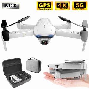 KCX S162 PRO Drone GPS z kamerą Hd profesjonalny 5G WIFI FPV składany pilot Quadrocopter Drone 4K S161 VS SG907 PRO