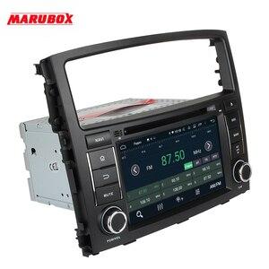 "Image 2 - Marubox KD7054 רכב נגן DVD עבור מיצובישי פאג רו IV 2006 +, 7 ""מסך IPS עם DSP, GPS ניווט, Bluetooth, Wifi, אנדרואיד 10"