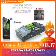 Зарядное устройство SKYRC MC3000 для аккумуляторов, универсальное зарядное устройство с поддержкой bluetooth, с несколькими химическими элементами, ...