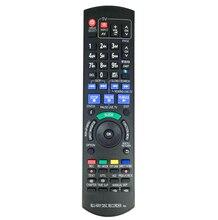 Mới Thay Thế Cho Panasonic Blu ray Đĩa Đầu Ghi IR6 Điều Khiển Từ Xa Phù Hợp Cho N2QAYB000479 N2QAYB000475 DMRBW780GL DMR BW780