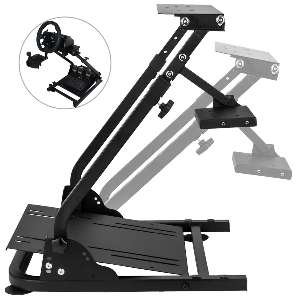 Steel Gaming Wheel Stands Logitech G920 Shifter PRO V2 T300RS GT Omega