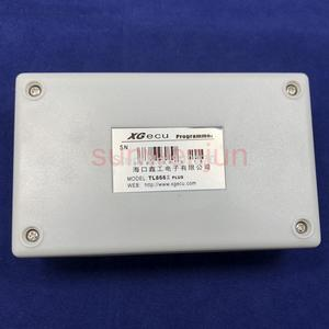Image 4 - Czarna wersja V10.27 XGecu TL866II Plus programator USB 15000 + IC SPI Flash NAND EEPROM MCU PIC AVR + 6 sztuk ADAPTER + ekstraktor PLCC