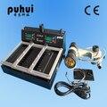 Паяльная станция PUHUI T870A 2 в 1  цифровая инфракрасная система  ультратонкая паяльная станция для переделки  BGA/IRDA/mfr/SMD/SMT  сварочный аппарат 220 В/...