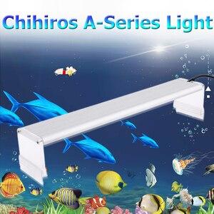 Image 1 - Chihiros A 시리즈 Aquarum LED 가벼운 물고기 탱크 수생 식물 성장 조명 20 50cm AC100 240 볼트에 방수 밝은 클립
