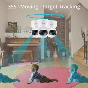 Image 2 - Misecu 1080p câmera ip de segurança em dois sentidos áudio sem fio mini pet câmera rastreamento automático visão noturna cctv wi fi monitor do bebê