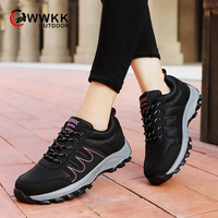 WWKK/обувь; женские кроссовки; модная женская прогулочная обувь на плоской платформе; спортивная обувь на шнуровке; баскетбольная женская обу...