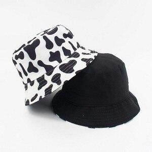 Novo dois lados reversível amarelo balde chapéu chapéu masculino feminino chapeau pescador caça caminhadas chapéu bob bonés praia suncreen chapéu para o verão