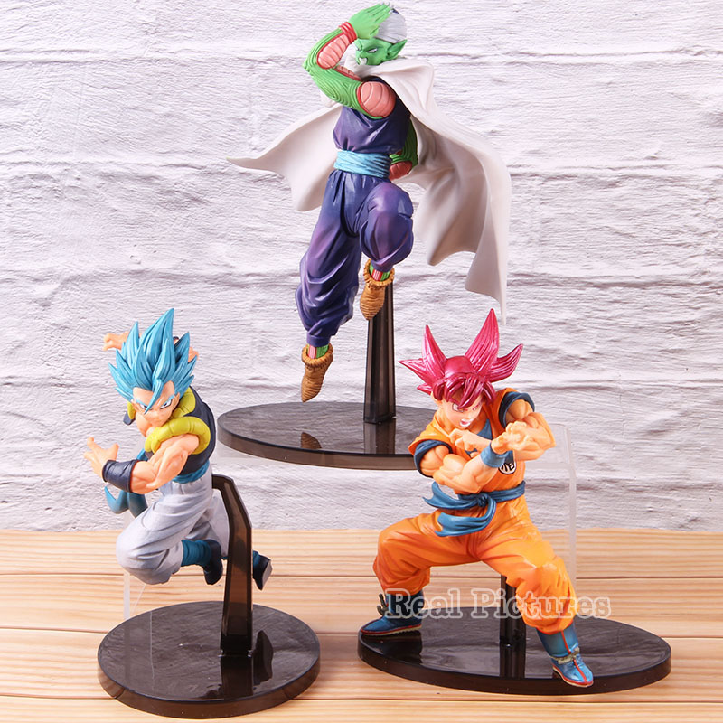 Anime Dragon Ball Super Gogeta Piccolo Son GokuSon Gokou Blood Of Saiyans Special Vi PVC Action Figure Collectible Model Toy