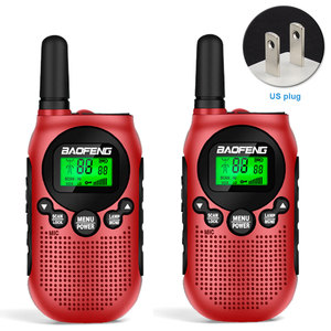 2pcs Ergonomic 2 Way Radio Min