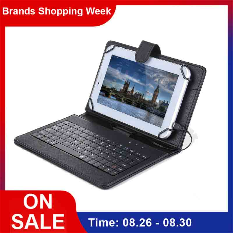 Stylus-Pen Cover Stand-Holder Tablet Folding Magnetic Without-Keyboard Android Case Folio