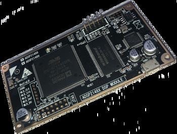 Płytka rozwojowa DSP Electronic Crossover / ADI SHARC/płytka rozwojowa ADSP-21489