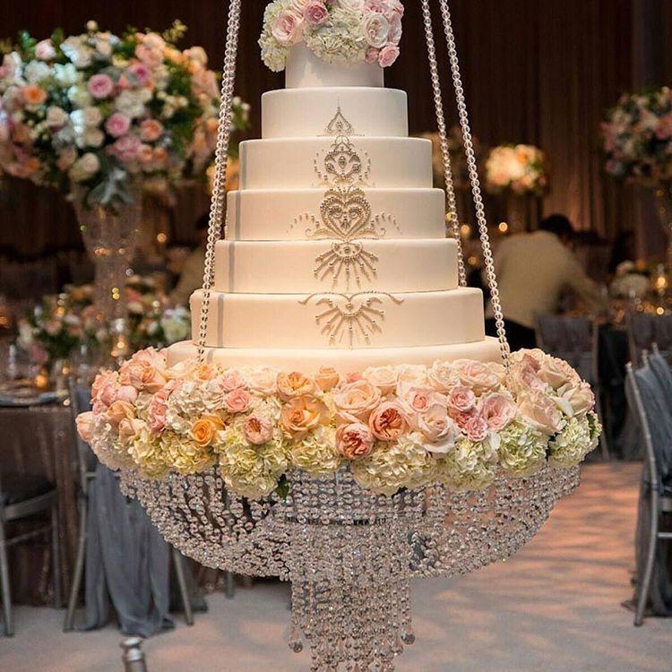wedding hanging cake stand fantasy weddings and decor wedding cake chandeliers
