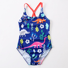 Girl Baby Bikini Set Swimwear Kids Cute Cartoon Printed One piece Children New Swimming Swimsuit Costume Bathing toddler kids swimsuit cute baby girl swimwear one piece with fruit pattern 3 10y girls swimsuit kid children swimming suits