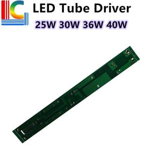 Image 5 - Groothandel 80 Pcs 25W 30W 36W 40W Led Tube Driver 300mA 350ma 380mA 420mA 450mA Power supply 110V 220V T8 T10 Verlichting Transformator