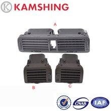 CAPQX для Volkswagen Passat B5 Автомобильная приборная панель кондиционер вентиляционная решетка для салона автомобиля вентиляционная решетка