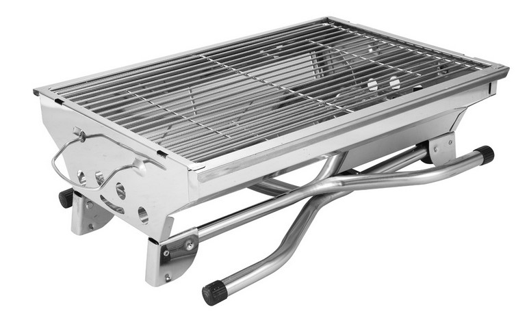 Stainless steel barbecue house, coal open-air barbecue yard, barbecue tools, joint barbecue tools, whole barbecue rack