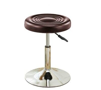 Iron Bar Stool Chair Lift  Modern Minimalist Rotating   High  Cashier