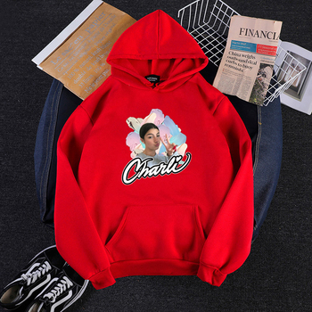 Pink Clothes Hoodie Women Sweatshirt Charli Damelio Mens Hip Hop Hoodies Moletom Feminino Sudadera Oversized  Winter Jacket Coat 7