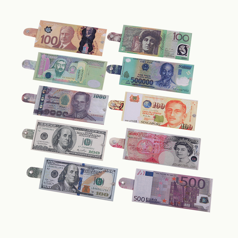 NEW Men Women Canvas Dollar Euro Short Wallet Slim Mini Purse 2 Fold Student Cheap Gift Coin Bag XN41
