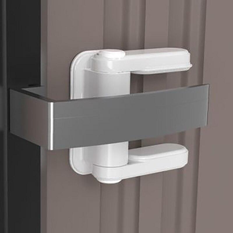 Child Safety Lock Anti-Kid Opening Door Open Cabinet Drawer Window Sliding Door Lock Security Protective Tools