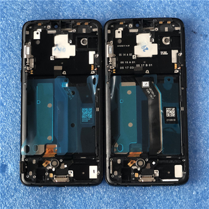 """Image 3 - 6.28"""" Original Super Amoled Axisinternational For OnePlus 6 Oneplus 6 LCD Display Screen  With Frame+Touch Panel Digitizer"""