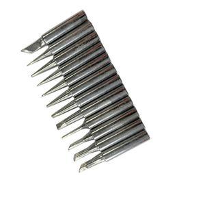 Image 2 - 1 jeu de pointes de fer à souder sans plomb 900M T pour Hakko 936 937 8586 Station de soudure