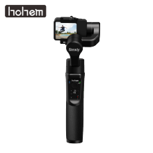 Hohem iSteady Pro 2 Gimbal 3-Axis Handheld Stabilizer for DJI Osmo Action& GoPro Hero 7/6/5& Yi Cam& SJCAM& Sony Action Camera