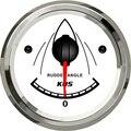 1 шт. 52 мм Морской угол руля датчики белого угла руля с датчиком подходит для лодки яхты