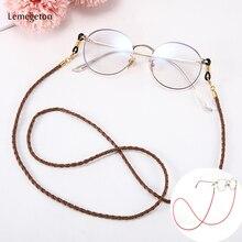 Rope Sunglasses Chain Cord Neck-Strap Eyewears Lemegeton