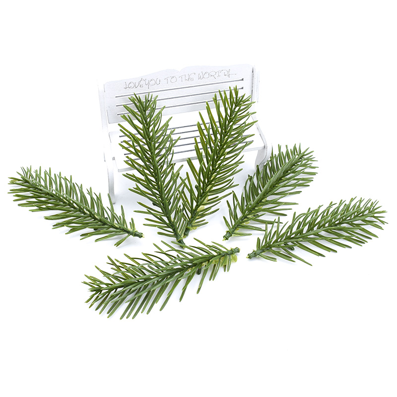 10pcs Artificial Plants Christmas Crafts Wedding Decorative Flowers Wreaths Diy Gifts Candy Box Home Decor Scrapbooking Flowers