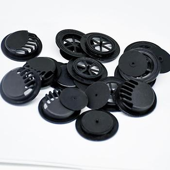 10 Pair Outdoor Anti-dust PM2.5 Face Mouth Mask Filter Air Breathing Black White Valves Face Accessories