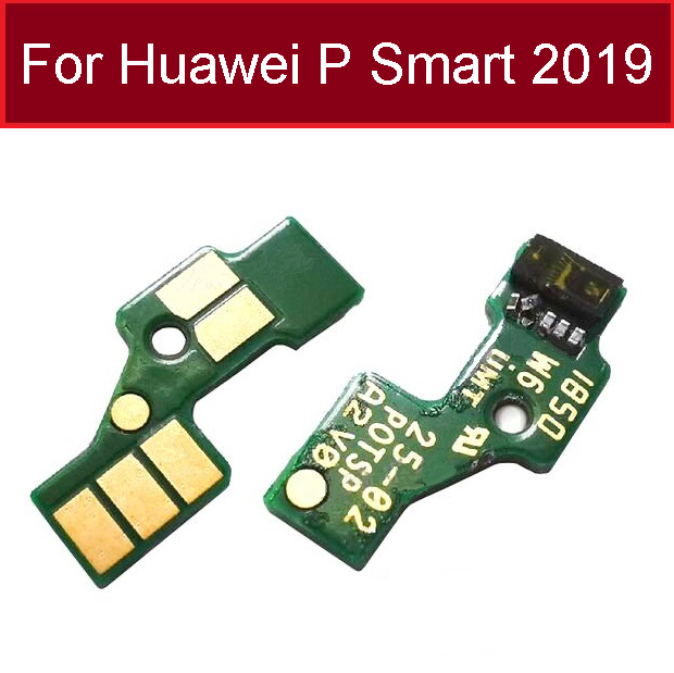 Proximity Ambient Light Sensor Flex Cable For Huawei P Smart 2019 Light Distance Touch Sensing Flex Ribbon Replacement Parts