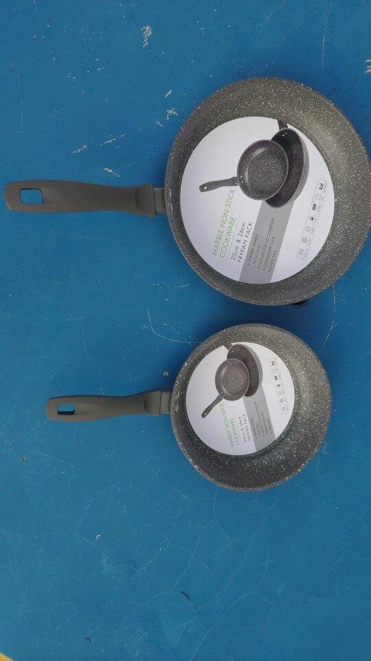 2 Panelas Frigideiras Antiaderentes de 20/26cm 100% livre de PFOA DuChef photo review