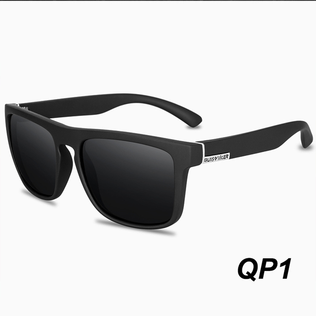 QUISVIKER Square Polarized Sun Glasses - UV400 6