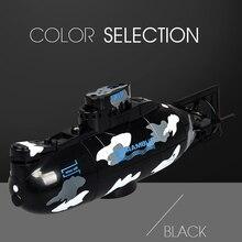 Подарок Электрический корабль образование мини гоночная игрушка дистанционное управление моделирование модель Военная Дети RC Подводная лодка Открытый скорость