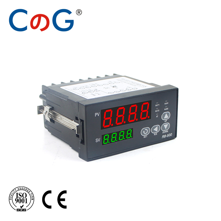 96*48*80mm Multy Input K E PT100 0-10V 4-20mA Output SSR Relay 110-220V 24V 380V Thermostat 2 Alarms PID Temperature Controller